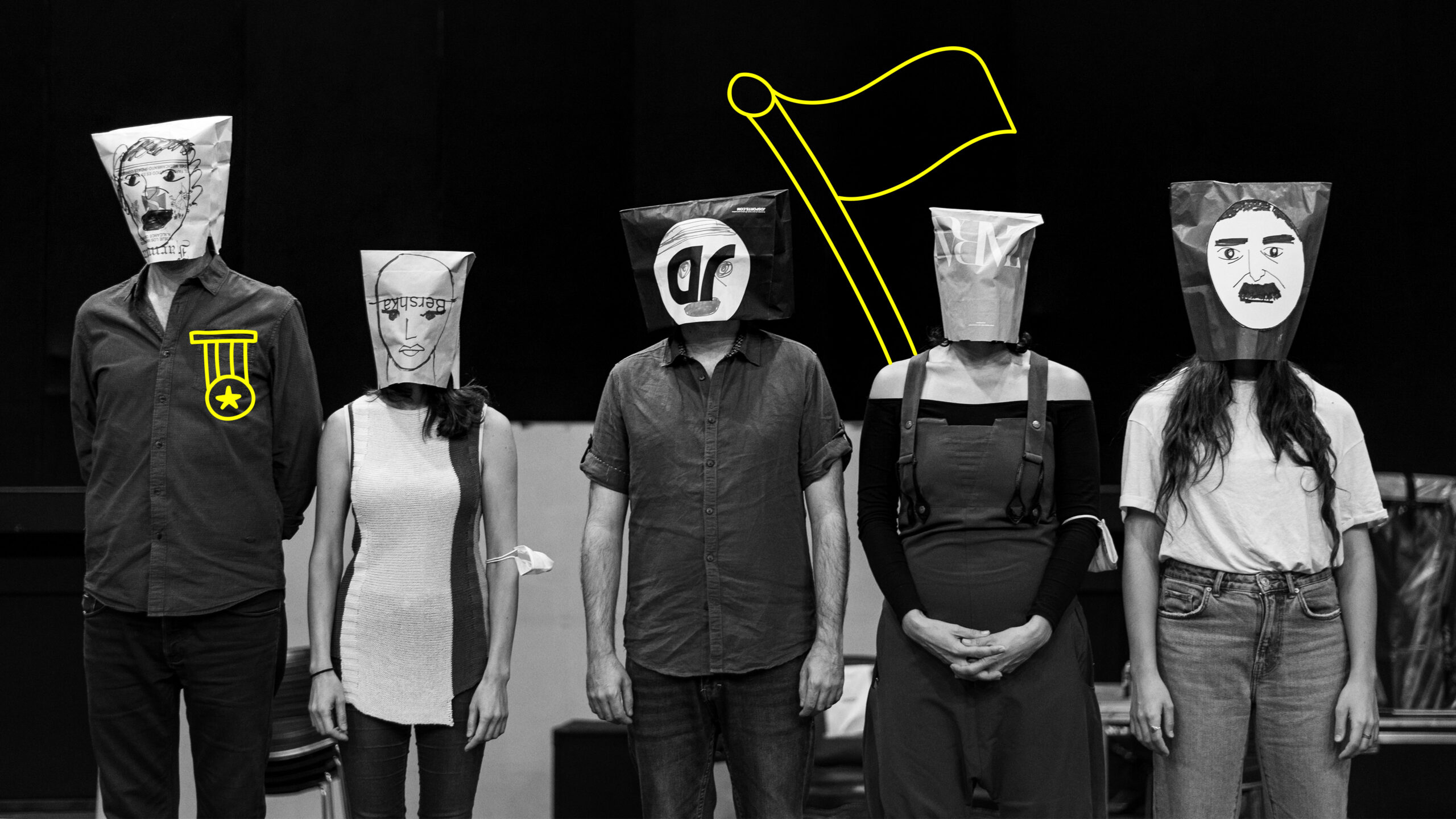 SHOCK 2 (La Tormenta y la Guerra) en el Teatro Valle Inclán