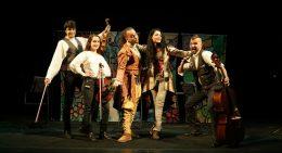 MIS PRIMERAS CUATRO ESTACIONES en el Teatro Lara