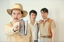 PALOMA NEGRA (Tragicomedia del desierto) en los Teatros del Canal