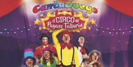 CANTAJUEGO: EL CIRCO DEL PAYASO TALLARÍN, en el Teatro Reina Victoria