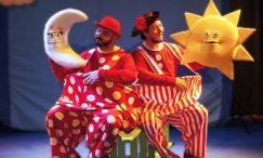 TARARÍ Y TANTÁN: BUSCANDO LA LUNA, en el Teatro Galileo