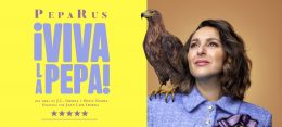 ¡VIVA LA PEPA! en el Teatro Bellas Artes