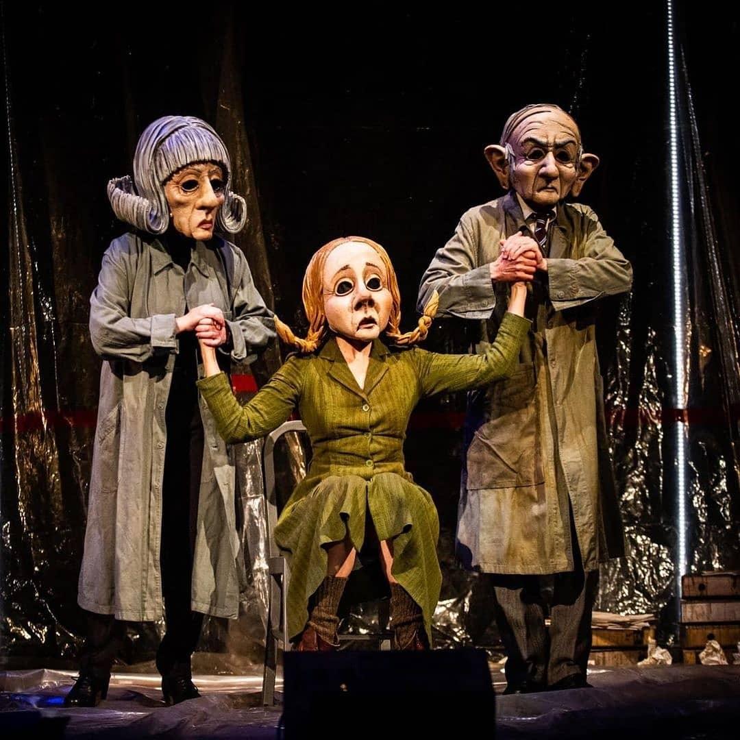 EL HOMBRE ALMOHADA en los Teatros del Canal - Madrid Es Teatro
