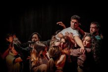 ENEIDA en el Teatro Circo Price