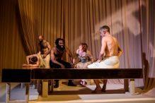 OTHELLO / VOADORA en el Teatro de la Abadía