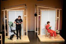 UN ESPECTADOR ACCIDENTAL O LAS OCHO DE LA TARDE en el Teatro Lagrada