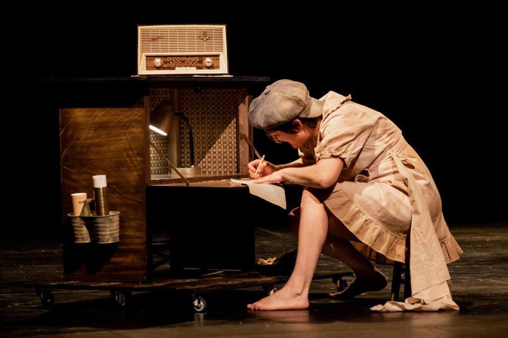 EL GRITO DEL CARDO en Nave 73 - Madrid Es Teatro