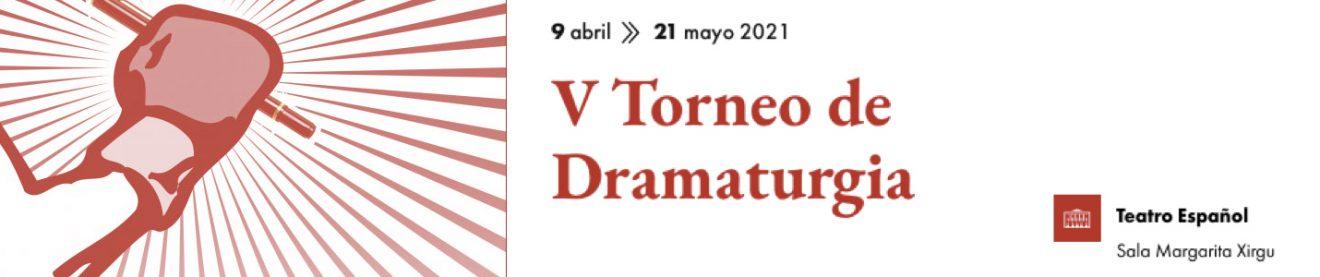 V Torneo de Dramaturgia