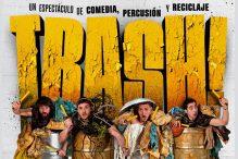TRASH! en el Teatro Marquina