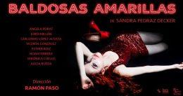 BALDOSAS AMARILLAS en el Teatro Lara