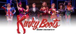 KINKY BOOTS, el musical, en el Espacio Ibercaja Delicias