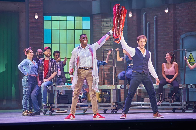 KINKY BOOTS, el musical, en el Espacio Delicias - Madrid Es Teatro