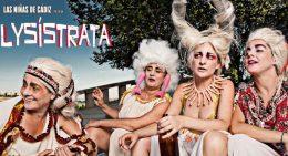 LYSÍSTRATA, las Niñas de Cádiz, en el Teatro del Barrio
