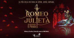 ROMEO Y JULIETA, el musical