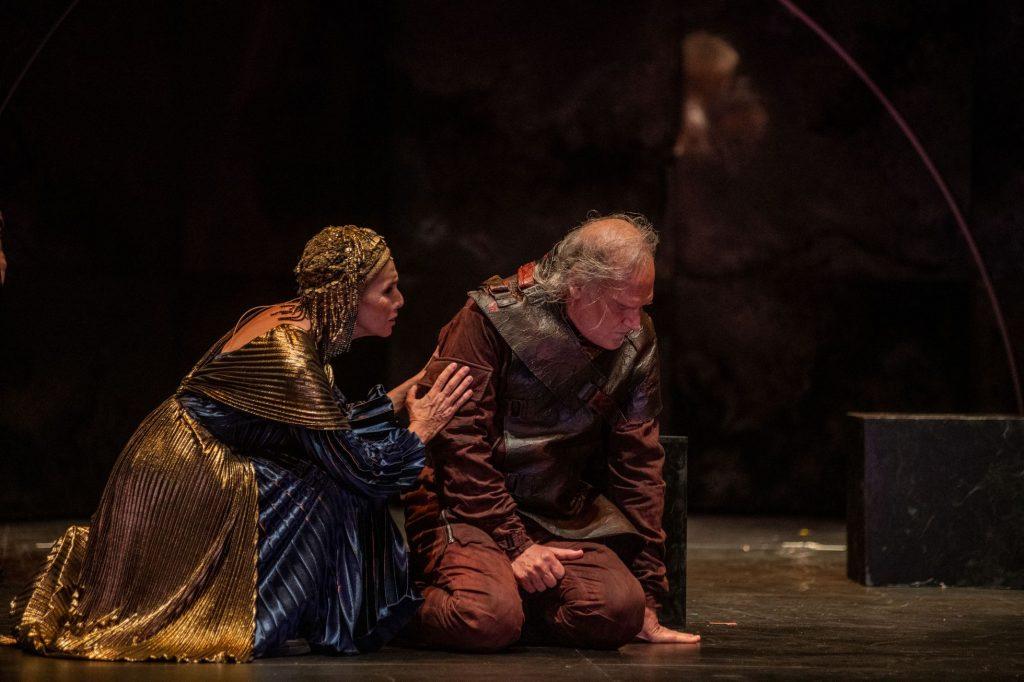 ANTONIO Y CLEOPATRA en el Teatro de la Comedia - Madrid Es Teatro