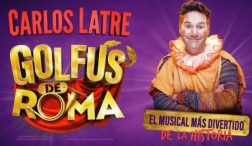 GOLFUS DE ROMA en el Teatro la Latina