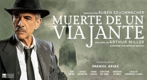 MUERTE DE UN VIAJANTE en el Teatro Infanta Isabel