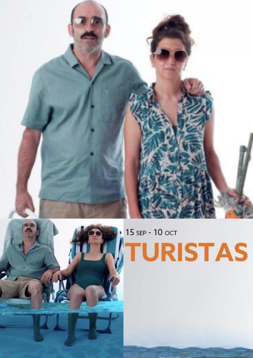 TURISTAS en el Teatro Fernán Gómez - Madrid Es Teatro