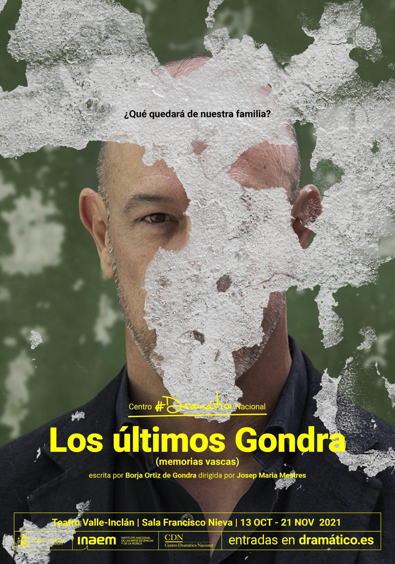 LOS ÚLTIMOS GONDRA (memorias vacas) en el Teatro Valle Inclán