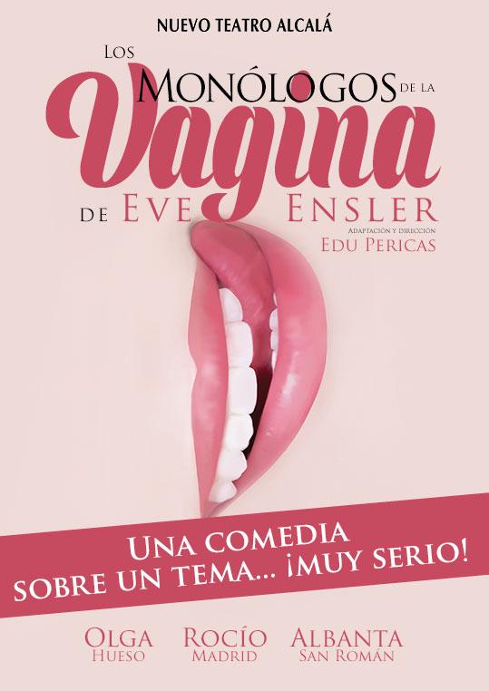 MONÓLOGOS DE LA VAGINA en el Nuevo Teatro Alcalá