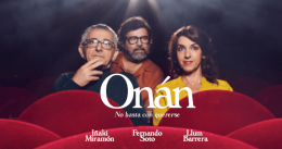 ONÁN en el Teatro Infanta Isabel