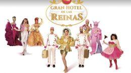 GRAN HOTEL DE LAS REINAS en el Espacio Ibercaja Delicias