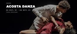 ACOSTA DANZA en el Teatro Real