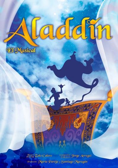 ALADDIN, el musical, en el Teatro Maravillas - Madrid Es Teatro