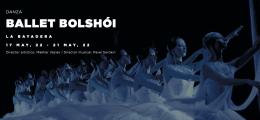 BALLET BOLSHÓI / LA BAYADERA en el Teatro Real