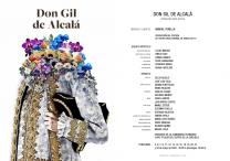 DON GIL DE ALCALÁ en el Teatro de la Zarzuela