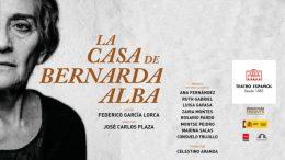 LA CASA DE BERNARDA ALBA en el Teatro Español
