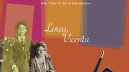 LORCA, VICENTA en el Teatro Fernán Gómez CCV