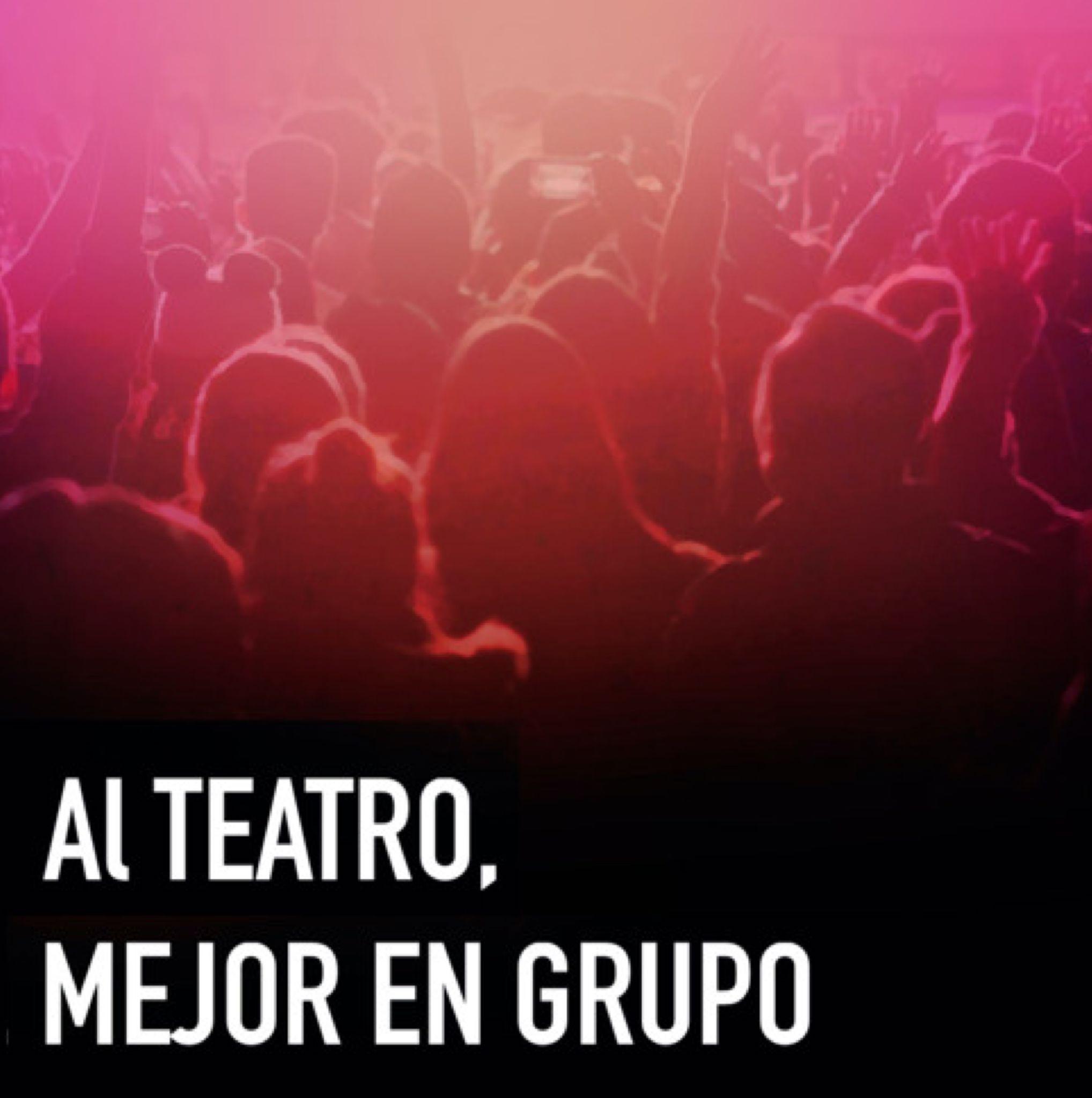 AL TEATRO, EN GRUPO- Madrid Es Teatro 2
