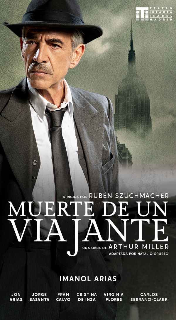 MUERTE DE UN VIAJANTE en el Teatro Infanta Isabel 600×1091