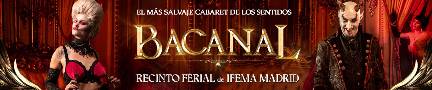 BACANAL, en Ifema MADRID ES TEATRO