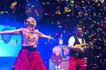 DUBBI KIDS, EMOCIONARIO, EL MUSICAL, en el Teatro Cofidis Alcázar