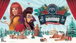 LA VUELTA AL MUNDO DE COMETA , Circo Price en Navidad