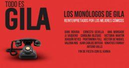 TODO ES GILA en el Nuevo Teatro Alcalá